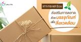 เกาะกระแส Eco ส่งเสริมการตลาดด้วยบรรจุภัณฑ์เพื่อสิ่งแวดล้อม